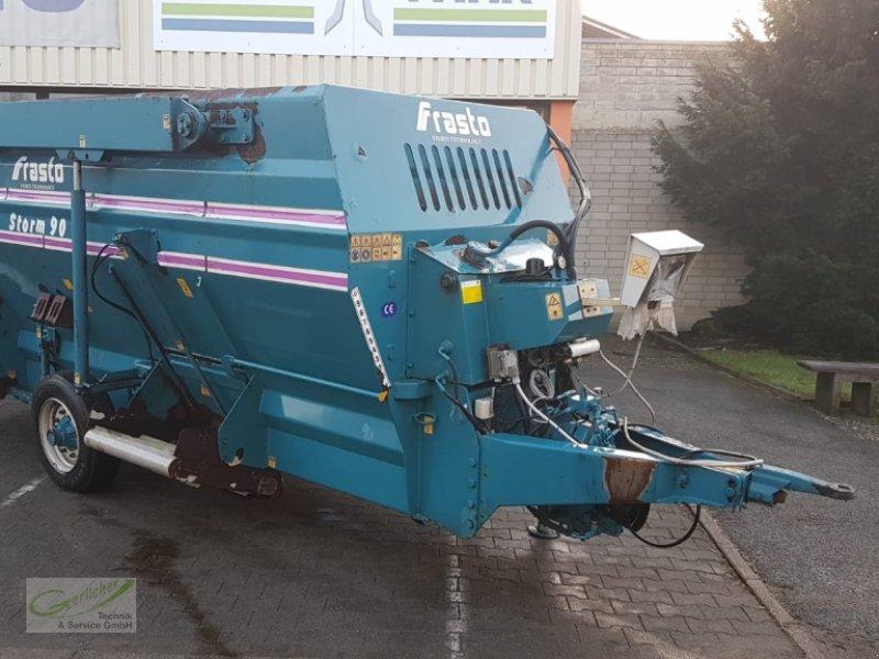 Futtermischwagen des Typs Frasto Storm 90, Gebrauchtmaschine in Neustadt
