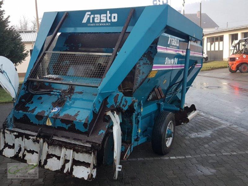 Futtermischwagen des Typs Frasto Storm 90, Gebrauchtmaschine in Neustadt (Bild 7)