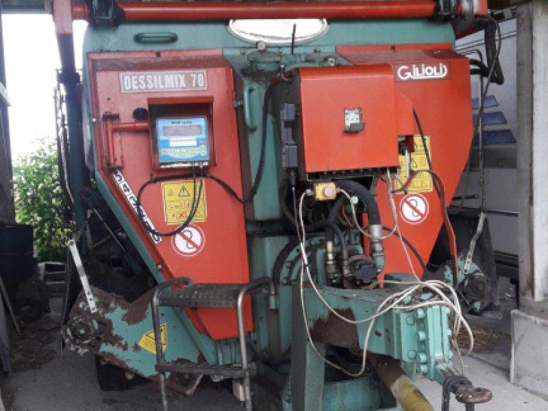 Futtermischwagen a típus Gilioli Dessilmix 90, Gebrauchtmaschine ekkor: Gnadenwald (Kép 1)