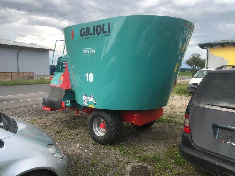 Futtermischwagen typu Gilioli G 12, Neumaschine w Neuhofen an der Ybbs (Zdjęcie 1)