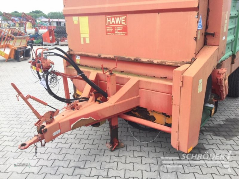 Futtermischwagen des Typs Hawe FDW-STA 14, Gebrauchtmaschine in Wildeshausen (Bild 1)