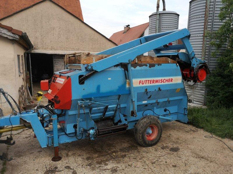 Futtermischwagen des Typs Himel DX 75, Gebrauchtmaschine in Theilenhofen (Bild 2)