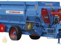 Himel HX88 Dreischnecken- Fräsmischwagen Futtermischwagen