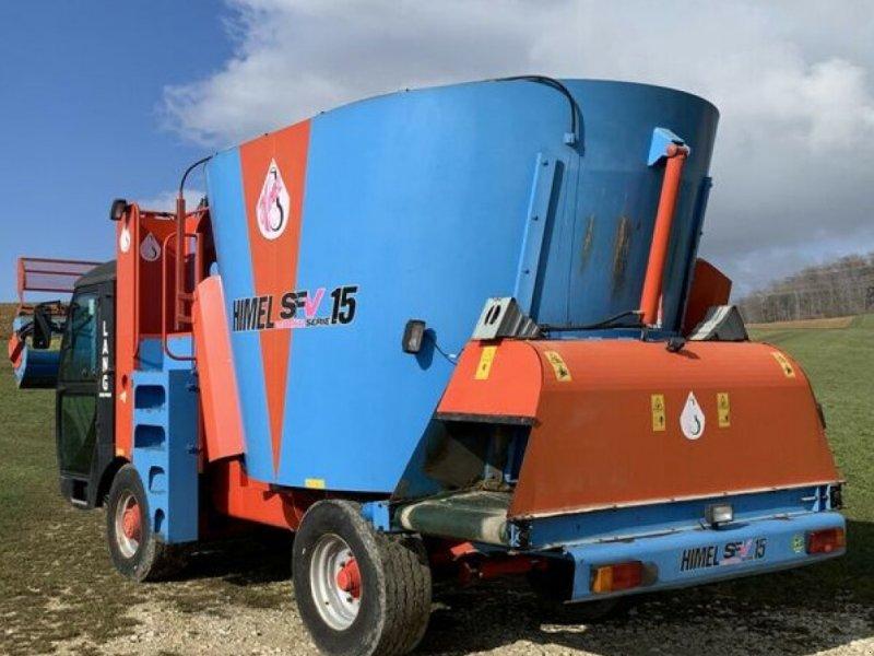 Futtermischwagen типа Himel SFV 15, Gebrauchtmaschine в Hohenfels (Фотография 1)