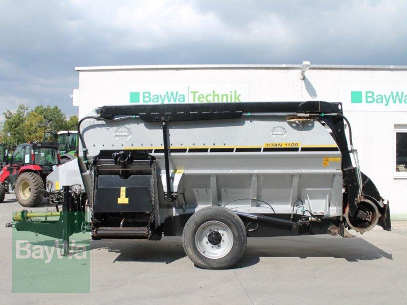 Futtermischwagen des Typs Hirl Titan 1100, Gebrauchtmaschine in Straubing (Bild 1)