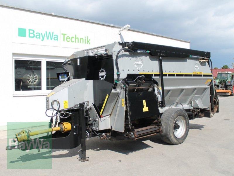 Futtermischwagen des Typs Hirl Titan 1100, Gebrauchtmaschine in Straubing (Bild 5)