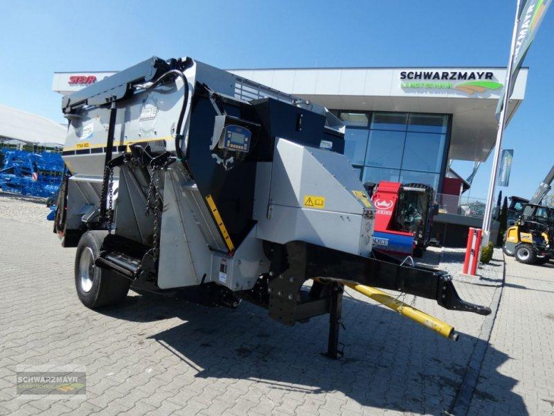 Futtermischwagen des Typs Hirl Titan 900 Fräsmischwagen, Gebrauchtmaschine in Aurolzmünster (Bild 1)