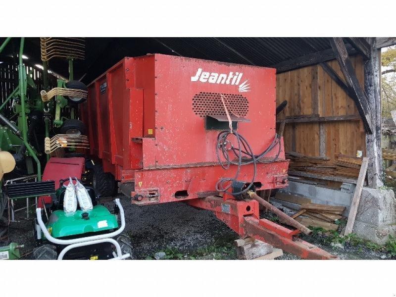 Futtermischwagen a típus Jeantil DM16, Gebrauchtmaschine ekkor: HERIC (Kép 1)