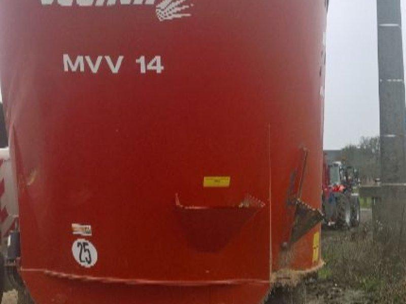 Futtermischwagen a típus Jeantil MVV 14, Gebrauchtmaschine ekkor: Ste Catherine (Kép 1)