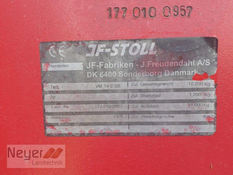 Futtermischwagen типа JF Stoll VM 14-2 SB, Gebrauchtmaschine в Bad Waldsee Mennisweiler (Фотография 15)