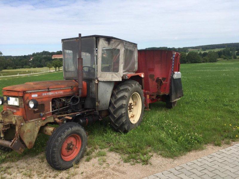 Futtermischwagen типа JF Feeder VM 6.5, Gebrauchtmaschine в Moosbach (Фотография 1)