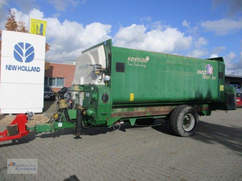Futtermischwagen des Typs Keenan Fiber MF 360, Gebrauchtmaschine in Altenberge (Bild 1)