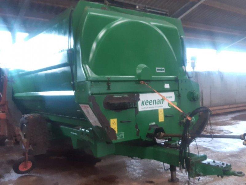 Futtermischwagen des Typs Keenan K160 Bale Handler, Gebrauchtmaschine in Dalfsen (Bild 1)