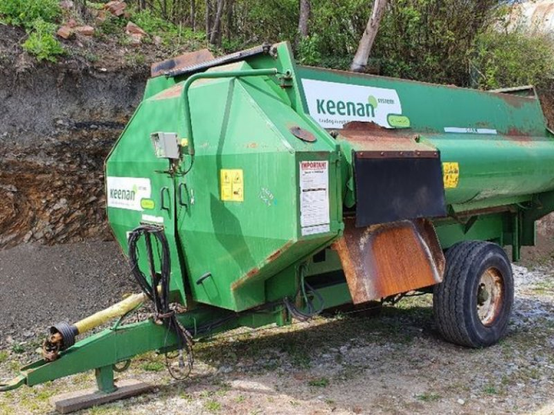 Futtermischwagen des Typs Keenan Klassik 140 Futtermischwagen, Gebrauchtmaschine in Brunn an der Wild (Bild 1)