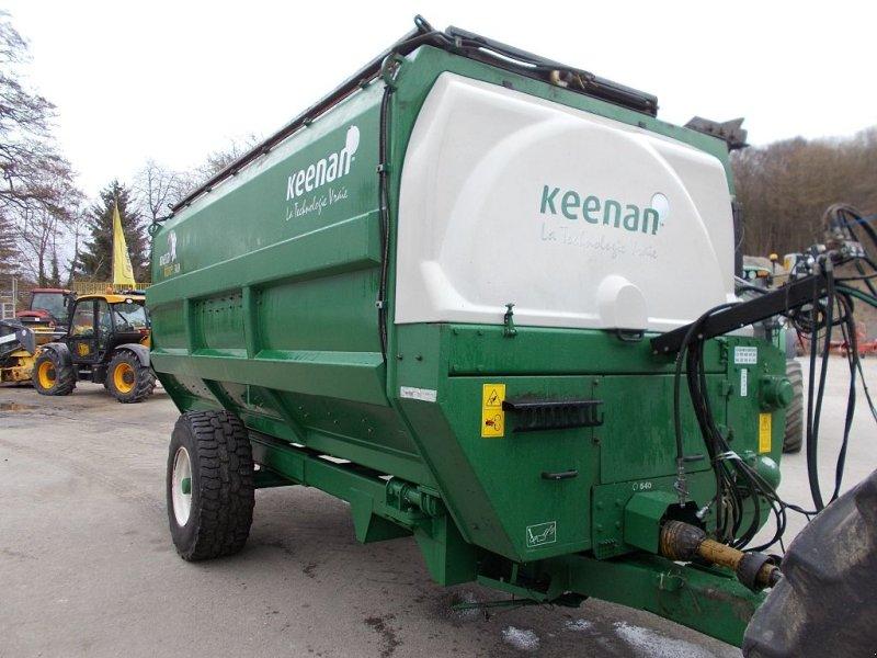 Futtermischwagen des Typs Keenan MECAFIBRE 360, Gebrauchtmaschine in WALDIGHOFFEN (Bild 1)