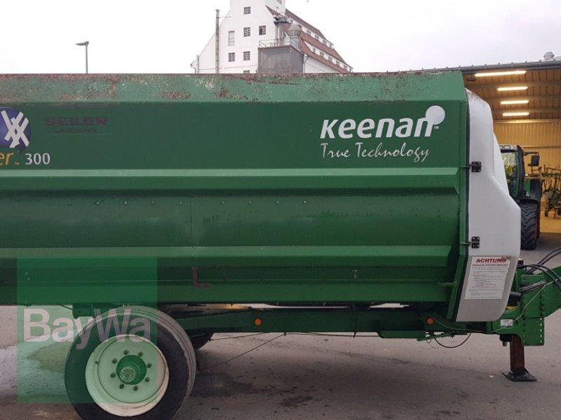 Futtermischwagen des Typs Keenan Mech-Fiber 300, Gebrauchtmaschine in Bamberg (Bild 1)