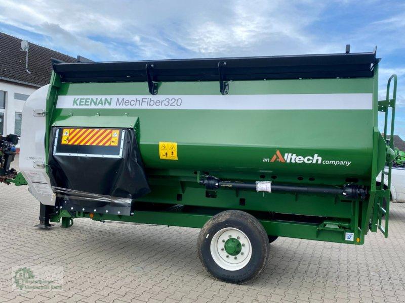 Futtermischwagen des Typs Keenan Mech-Fiber 320, Gebrauchtmaschine in Karstädt (Bild 1)