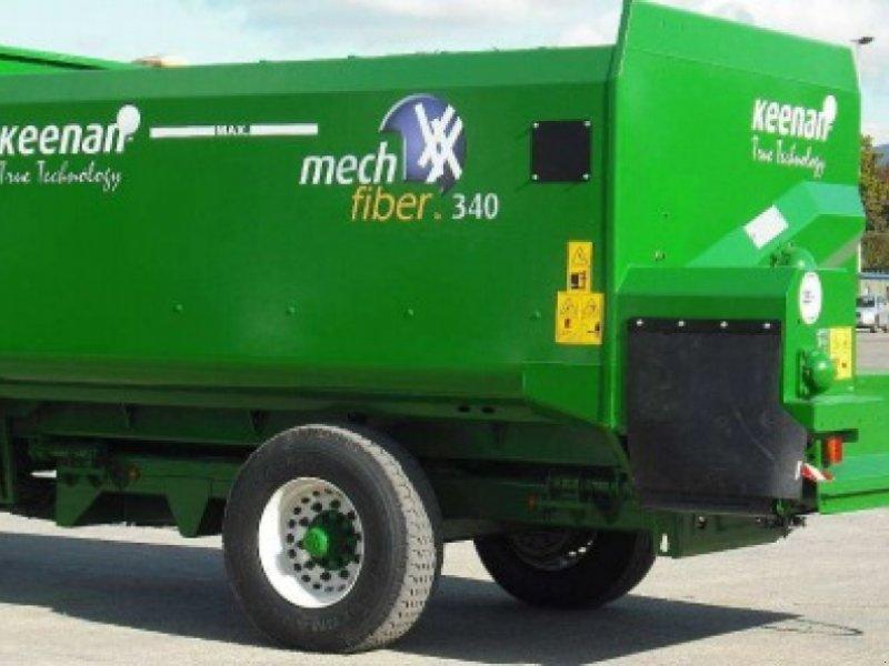 Futtermischwagen des Typs Keenan Mech-Fiber 340, Neumaschine in Amerang (Bild 1)