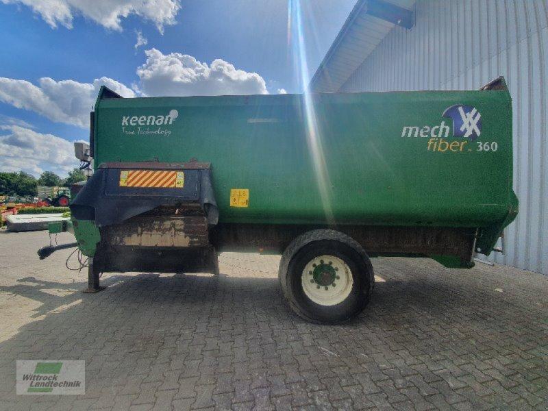 Futtermischwagen des Typs Keenan Mech Fiber 360, Gebrauchtmaschine in Rhede / Brual (Bild 5)