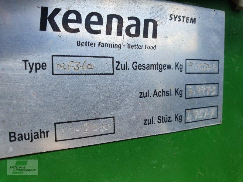 Futtermischwagen des Typs Keenan Mech Fiber 360, Gebrauchtmaschine in Rhede / Brual (Bild 2)