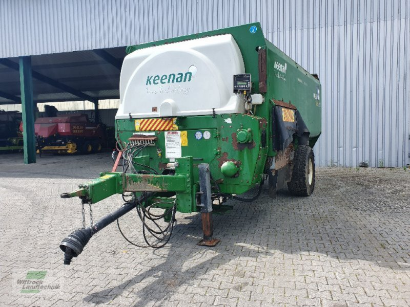 Futtermischwagen des Typs Keenan Mech Fiber 360, Gebrauchtmaschine in Rhede / Brual (Bild 9)