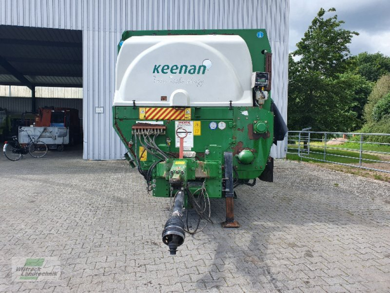 Futtermischwagen des Typs Keenan Mech Fiber 360, Gebrauchtmaschine in Rhede / Brual (Bild 8)