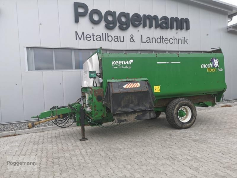 Futtermischwagen des Typs Keenan mech fiber. 360, Gebrauchtmaschine in Bad Iburg - Sentrup (Bild 1)
