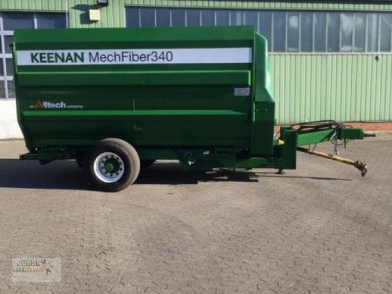 Futtermischwagen des Typs Keenan MF 340, Gebrauchtmaschine in Geestland (Bild 1)