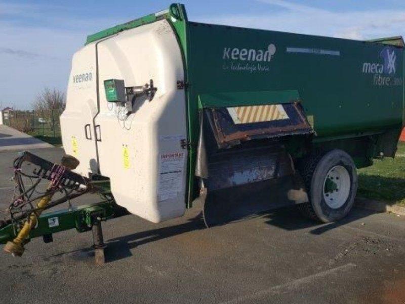 Futtermischwagen типа Keenan mf300, Gebrauchtmaschine в le pallet (Фотография 1)