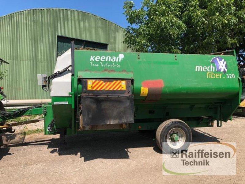 Futtermischwagen des Typs Keenan Mischwagen Fiber 320, Gebrauchtmaschine in Westerhorn (Bild 1)