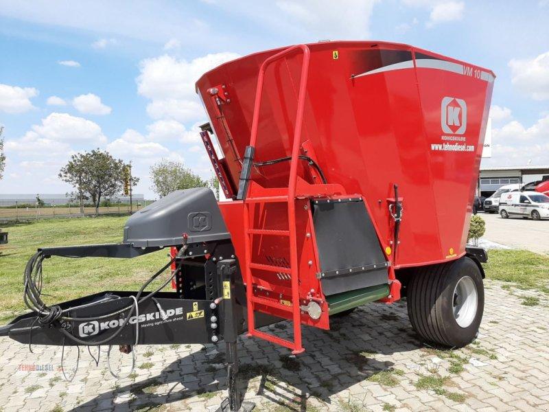 Futtermischwagen tip Kongskilde Remorca tehnologica VM 10-1B, Neumaschine in Jud. Timiş (Poză 5)