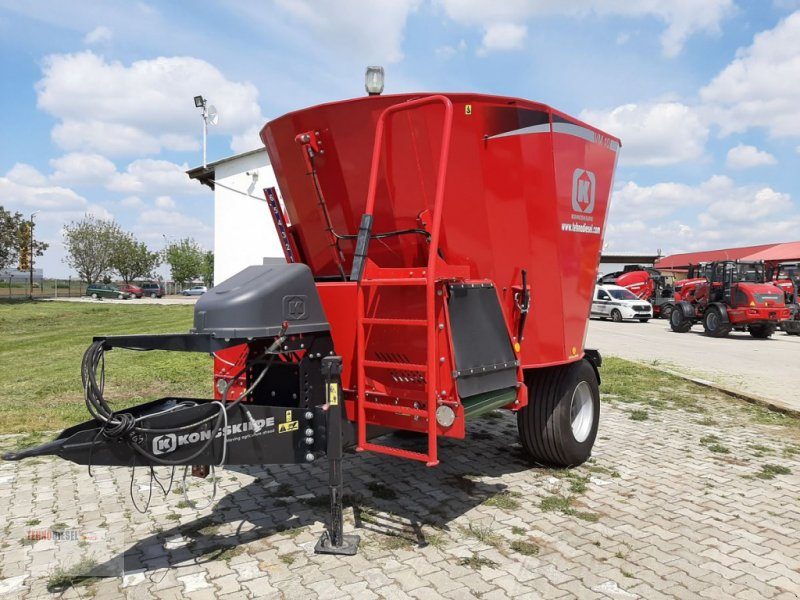 Futtermischwagen tip Kongskilde Remorca tehnologica VM 10-1B, Neumaschine in Jud. Timiş (Poză 4)