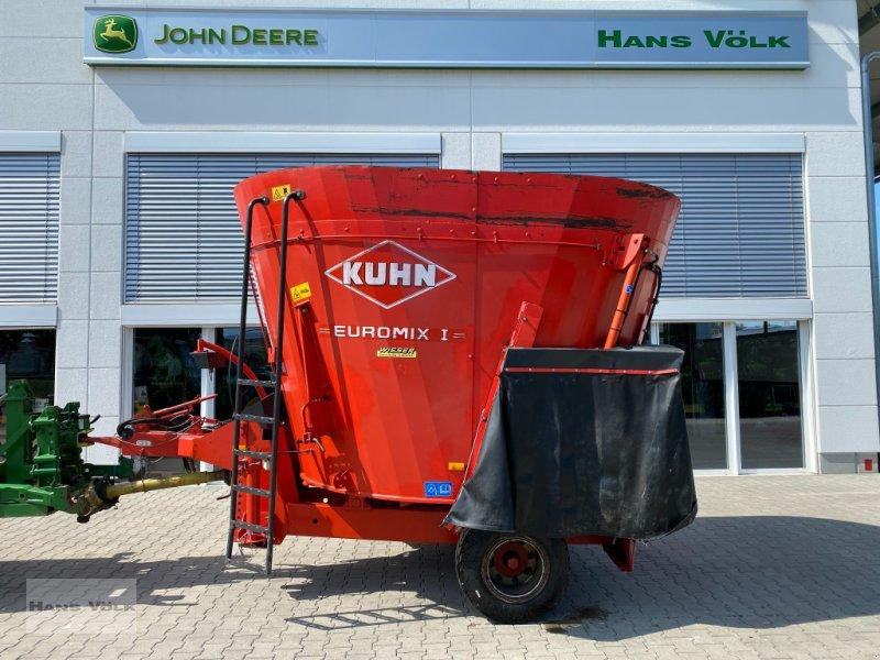 Futtermischwagen des Typs Kuhn 1070 Euromix, Gebrauchtmaschine in Eching (Bild 1)
