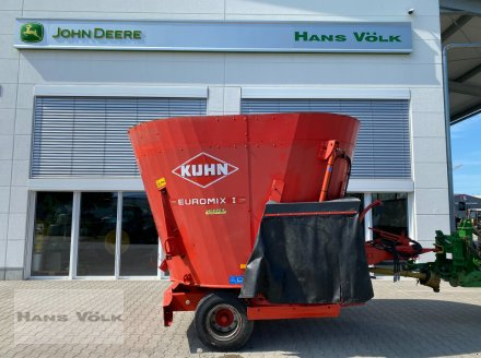 Futtermischwagen des Typs Kuhn 1070 Euromix, Gebrauchtmaschine in Eching (Bild 4)