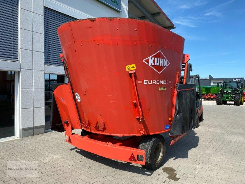 Futtermischwagen des Typs Kuhn 1070 Euromix, Gebrauchtmaschine in Eching (Bild 5)