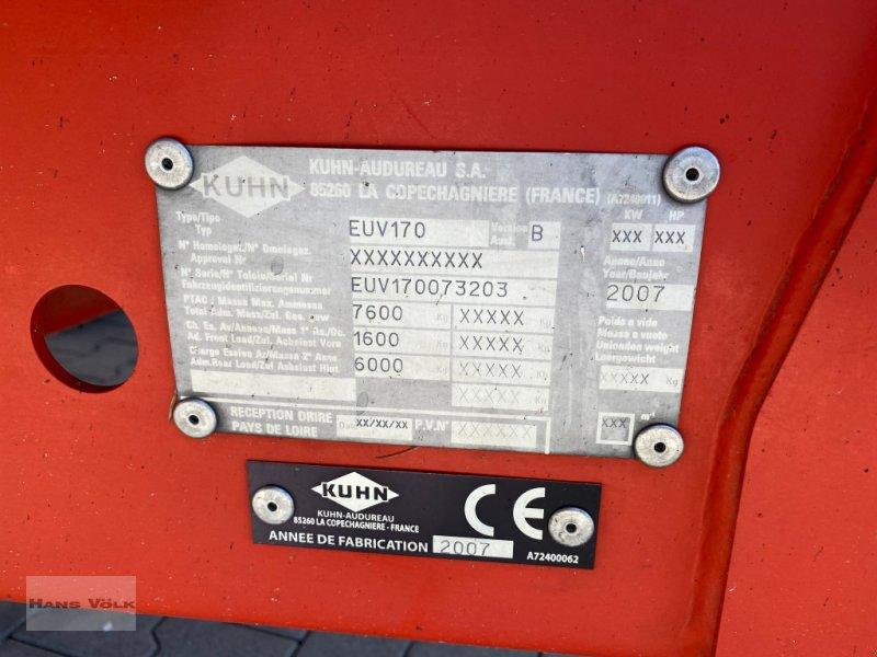 Futtermischwagen des Typs Kuhn 1070 Euromix, Gebrauchtmaschine in Eching (Bild 10)