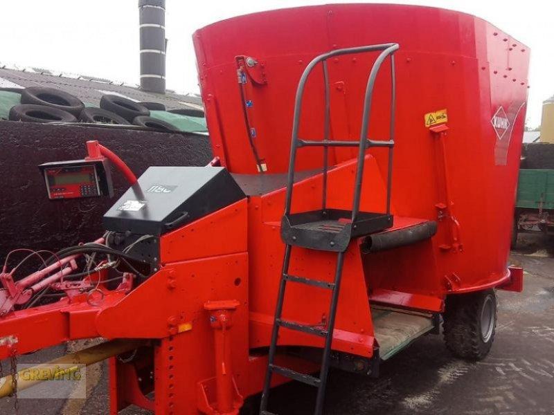 Futtermischwagen des Typs Kuhn 1180 Euromix, Gebrauchtmaschine in Werne (Bild 1)