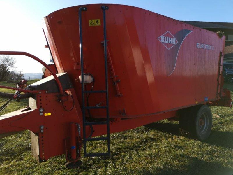 Kuhn 1670 Euromix Futtermischwagen