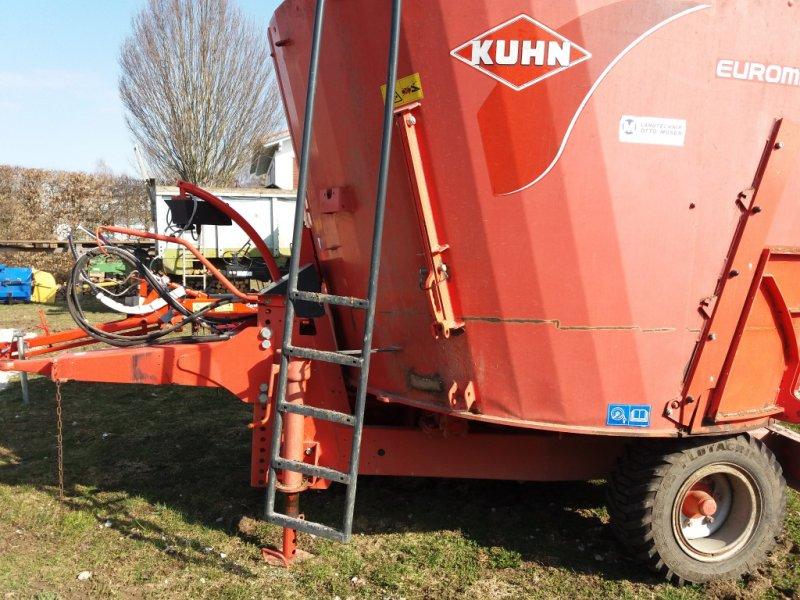 Futtermischwagen des Typs Kuhn 870 Euromix, Gebrauchtmaschine in Hohenfels (Bild 1)