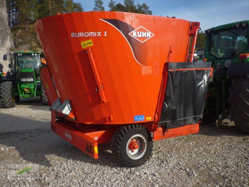Futtermischwagen des Typs Kuhn 870 Euromix, Gebrauchtmaschine in 91257 Pegnitz-Bronn (Bild 1)