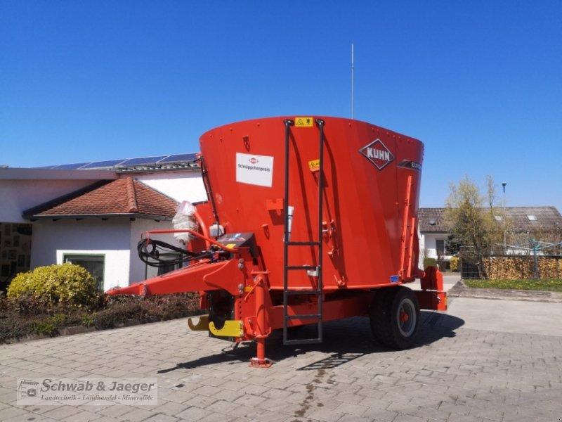 Futtermischwagen des Typs Kuhn 870 Euromix, Neumaschine in Fünfstetten (Bild 1)