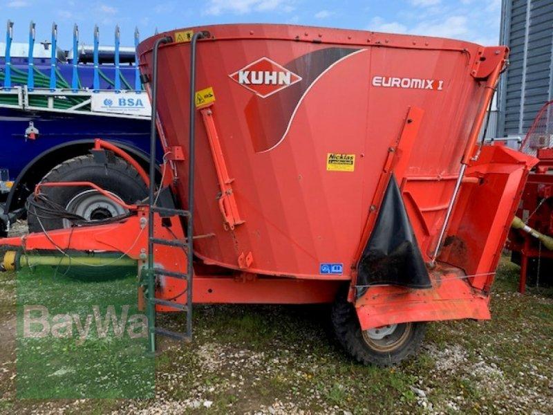 Futtermischwagen des Typs Kuhn 870 Euromix, Gebrauchtmaschine in Fürth (Bild 2)