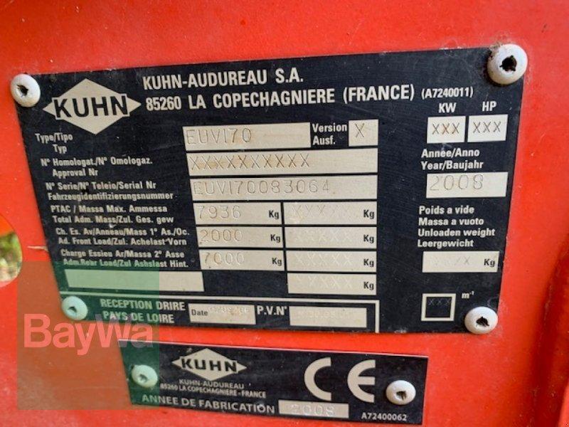 Futtermischwagen des Typs Kuhn 870 Euromix, Gebrauchtmaschine in Fürth (Bild 5)