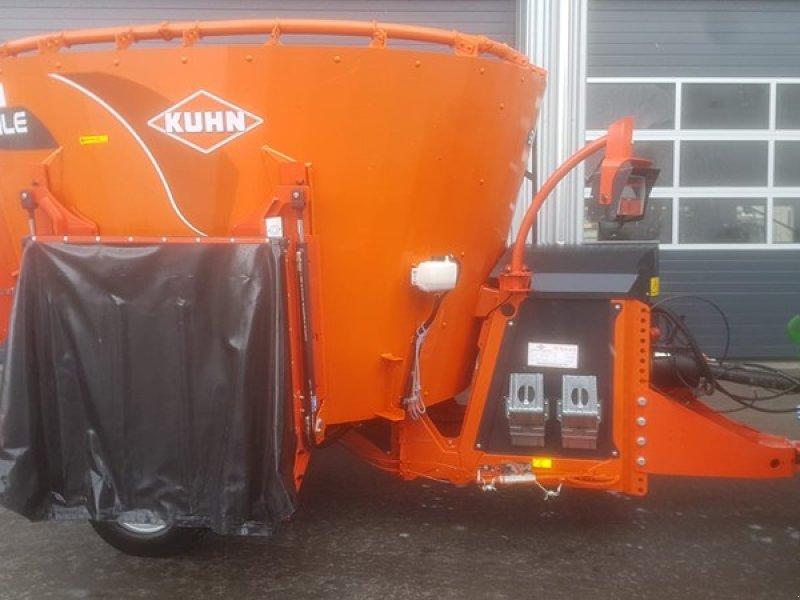 Futtermischwagen des Typs Kuhn 9.1 DL, Ausstellungsmaschine in Henau (Bild 1)