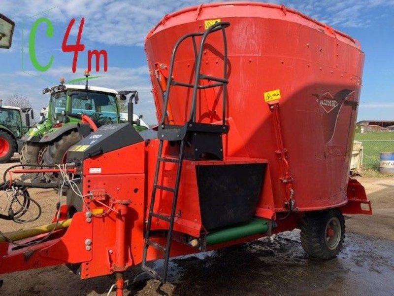 Futtermischwagen des Typs Kuhn EUROMIX 1 1380, Gebrauchtmaschine in UZEMAIN (Bild 1)