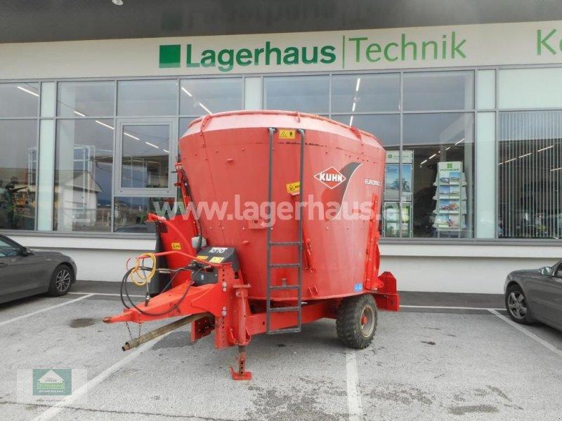 Futtermischwagen des Typs Kuhn EUROMIX 1070, Gebrauchtmaschine in Klagenfurt (Bild 1)