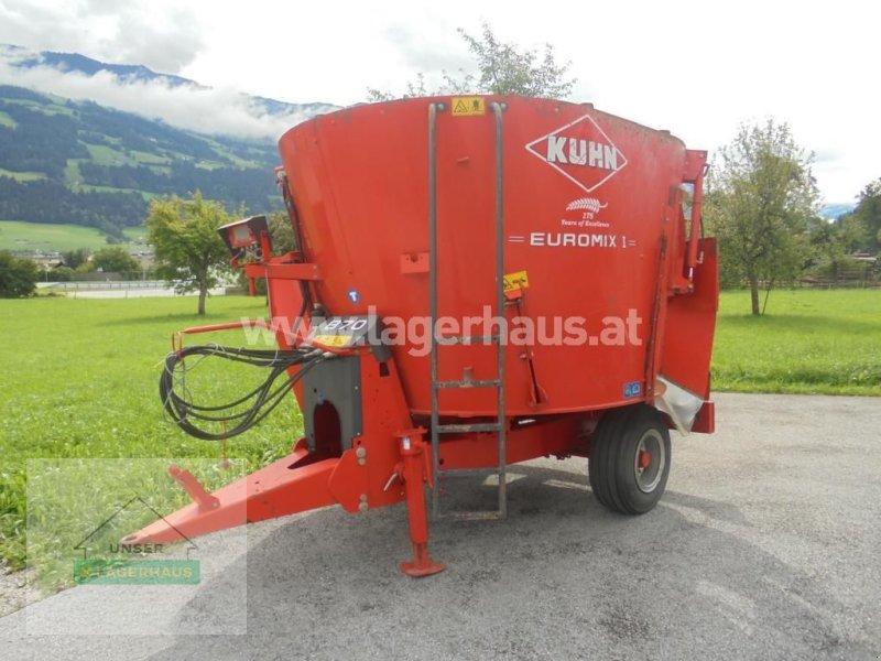 Futtermischwagen des Typs Kuhn EUROMIX 870., Gebrauchtmaschine in Schlitters (Bild 1)
