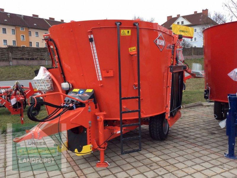 Futtermischwagen des Typs Kuhn Euromix 870, Neumaschine in Kobenz bei Knittelfeld (Bild 1)