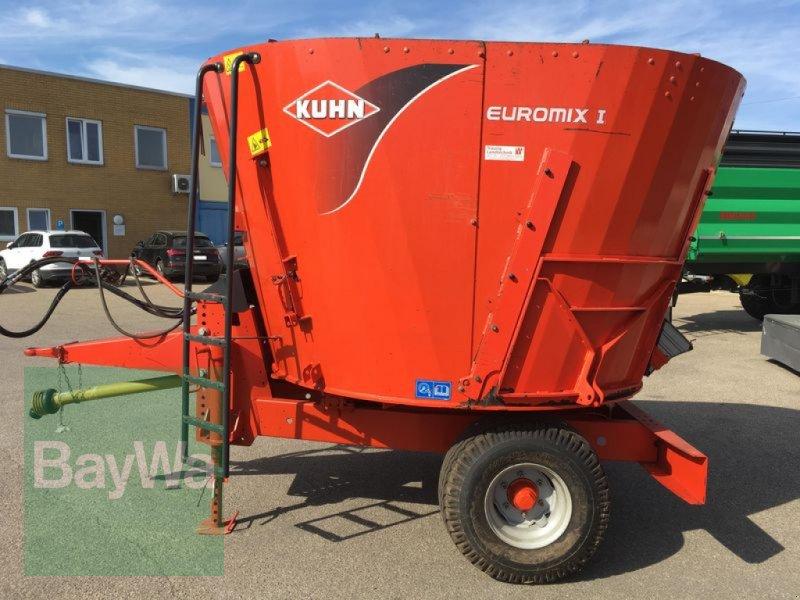 Futtermischwagen des Typs Kuhn Euromix I 870, Gebrauchtmaschine in Obertraubling (Bild 1)