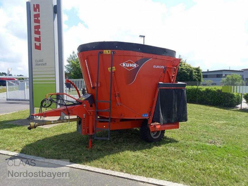 Futtermischwagen des Typs Kuhn EUV 170, Gebrauchtmaschine in Altenstadt a.d. Waldnaab (Bild 1)